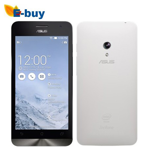 """Original Phone For ASUS ZenFone 5 Cell Phones Intel Atom Z2560 Dual Core Android 4.3 5"""" IPS 2GB RAM 16G ROM Dual SIM 8MP Mobile(China (Mainland))"""