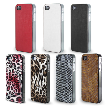 For iphone  4 4s protective case  for apple   4 leather cell phone shell