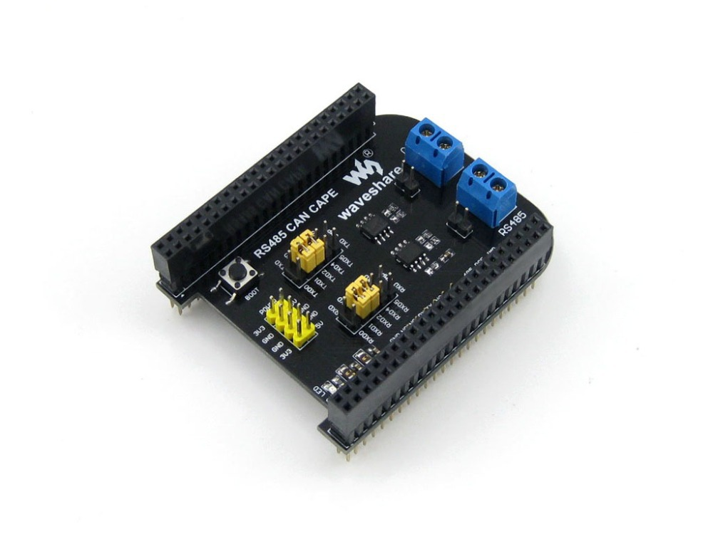 Beaglebone Black Rev C Kit 512MB DDR3 4GB 1GHz ARM Cortex-A8 Development Board Expansion Cape Features RS485 and CAN Interfaces(China (Mainland))