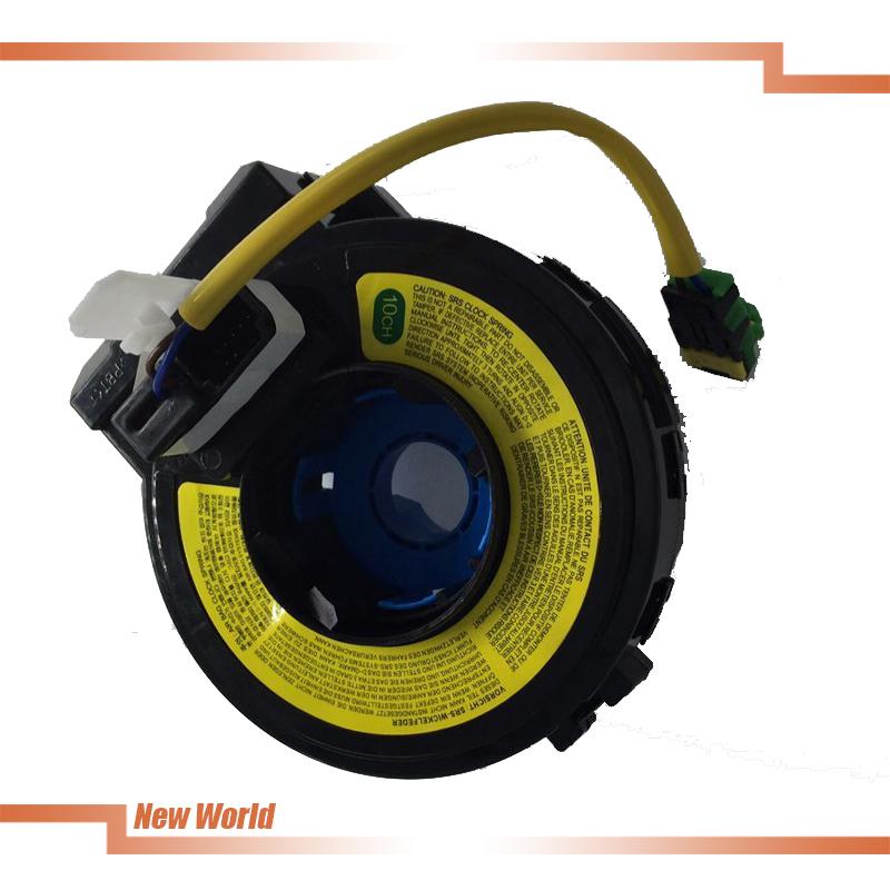 Free shipping OEM 934902B200 New Airbag Spiral Cable Clock Spring 93490-2B200 for 2007 2008 2009 2010 Hyundai Santa Fe #Tracking(China (Mainland))