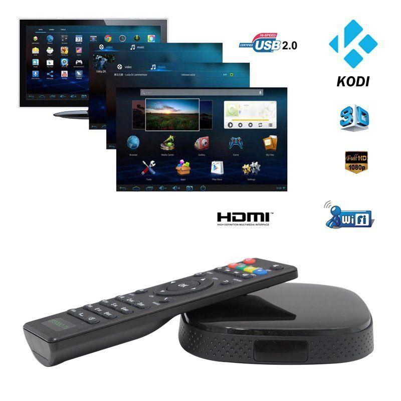 Streaming Android TV Box Air 512MB+8GB Digital TV Box S805 Quad Core Cable Box HDMI Channels KODI Streamer internet Box For Tv(China (Mainland))