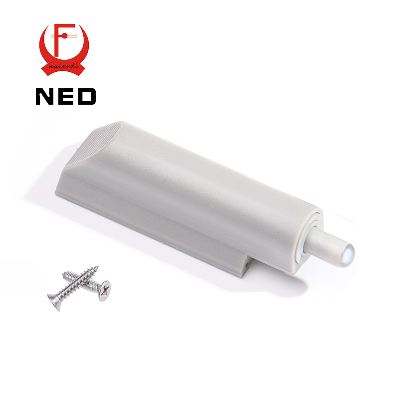 NEW Arrival NED 1pc Home Kitchen Cabinet Door Stop Drawer Soft Noise Cancel Quiet Close Closer Damper Buffers With Screws(China (Mainland))