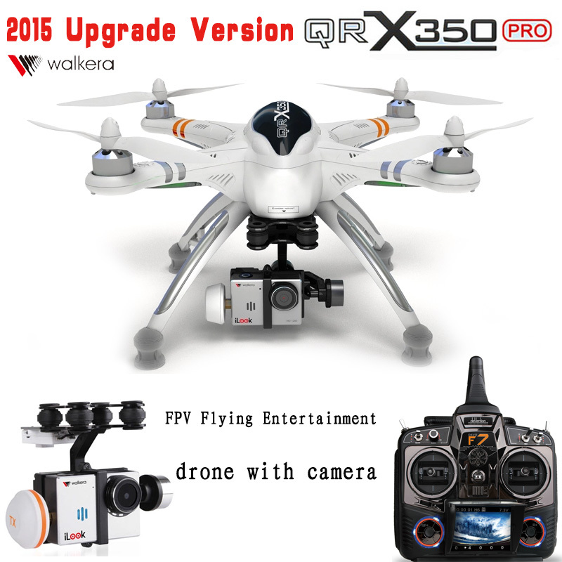 Walkera QR X350 Pro GPS Drone with camera hd 6CH Brushless UFO DEVO F7 Transmitter Fpv For Gopro