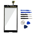 Hot For Sony Xperia C S39H C2304 C2305 S39C Front Glass Lens Touch Panel Screen Digitizer