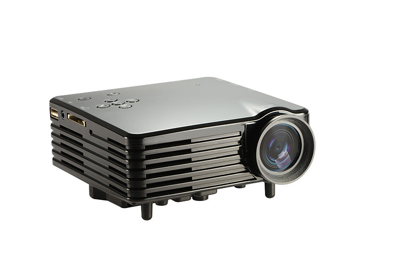 Micro video projector 400 lumens game hd led projector for Micro portable projector