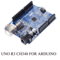 UNO R3 developent board MEGA328P CH340 CH340G For Arduino UNO R3 Without USB Cable
