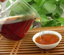 Ripe pu er tea 357g oldest chinese puer tea 357 g ansestor antique honey sweet red