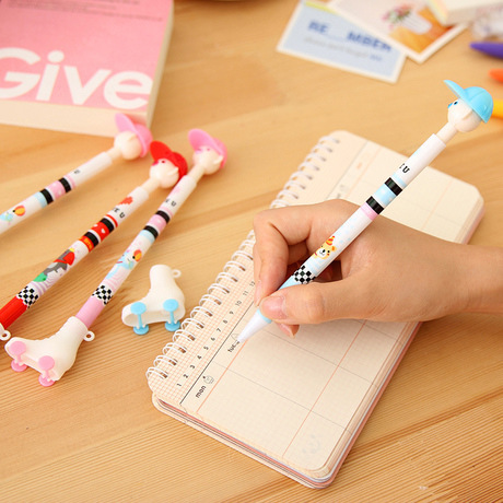 C409 style ballpoint pen creative stationery gift ideas gifts gift prize pupils(China (Mainland))