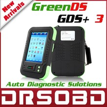 2015 New OEMScan GreenDS GDS+ 3 Professional Diagnostic Tool Free Update Online 51+1 Vehicle Coverage DHL Free Shipping(China (Mainland))