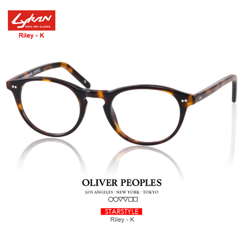 Aliexpress.com : Buy Oliver Peoples Riley K Vintage Men ...