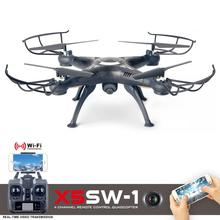 Original Syma X5XW-1 WIFI FPV Gyro Real Time Transmission Quadcopter Helicopter Drone RTF Hot Sale Kid Toy GIft