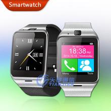 Health Sport Fitness Pedometer Camera Clock Wireless GSM Bluetooth Bracelet Touch Screen Mobile Cell Phone Wrist Smart Watch(China (Mainland))