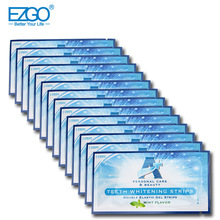 28pcs Advanced Teeth Whitening Strips 6% Hydrogen Peroxide Professional Home Teeth whitening Whitestrips(China (Mainland))