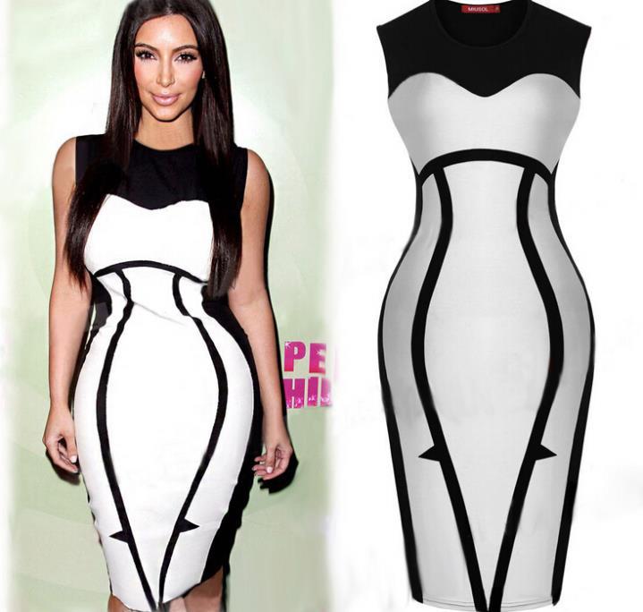 Женское платье Brand New 2015 Bnadage Bodycon o /xxl CKL7280 женское платье brand new bodycon o yl002