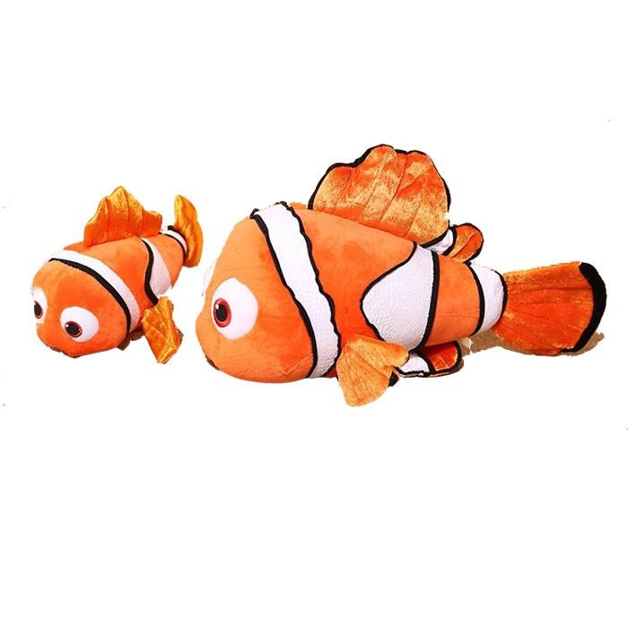 Hot Finding Dory Plush Kawaii Finding Nemo Plush Toys 23cm Clown Fish Stuffed Animal Doll Kids Toys(China (Mainland))