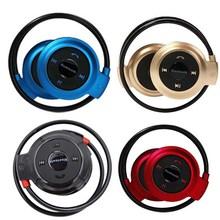 Mini 503 Wireless Bluetooth Back-headphone Stereo Sound Earphone Headset Free Shipping OD#S
