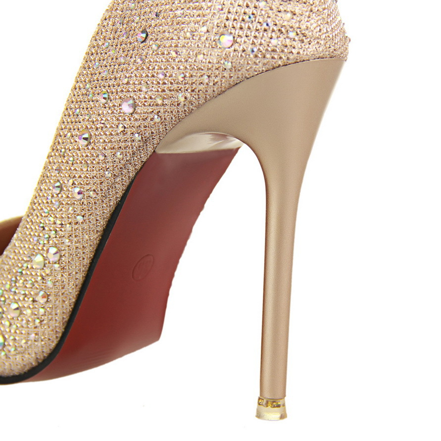 Rhinestone Shoes For Women