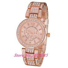 2015 Famous Brand Watches Women Luxury Fashion Casual Designer Wrist Watch Ladies Quartz Watch Table Clock