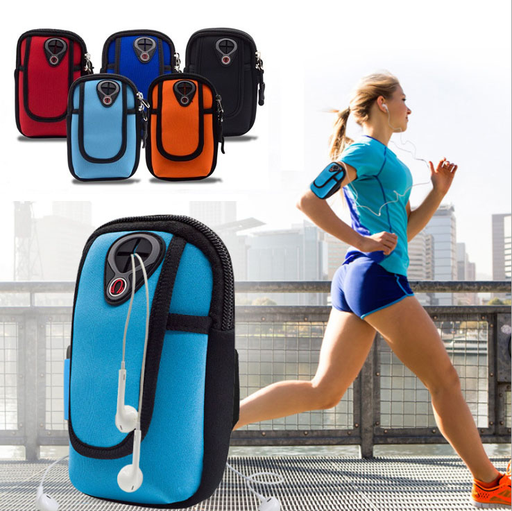 Running Sport Arm Wrist Mobile Phone Case Cover Hand Bag Bracelet For Oneplus 3 Meizu M3/Note/M3s/Mini Fitness Waterproof Pouch(China (Mainland))