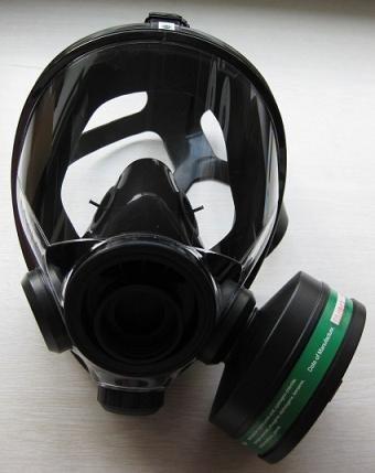 masque gaz pour militaire police pompier usine de produits chimiques peinture de. Black Bedroom Furniture Sets. Home Design Ideas