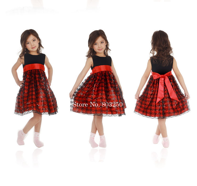Free shipping 2014 high quality designer brand girl for High couture clothing