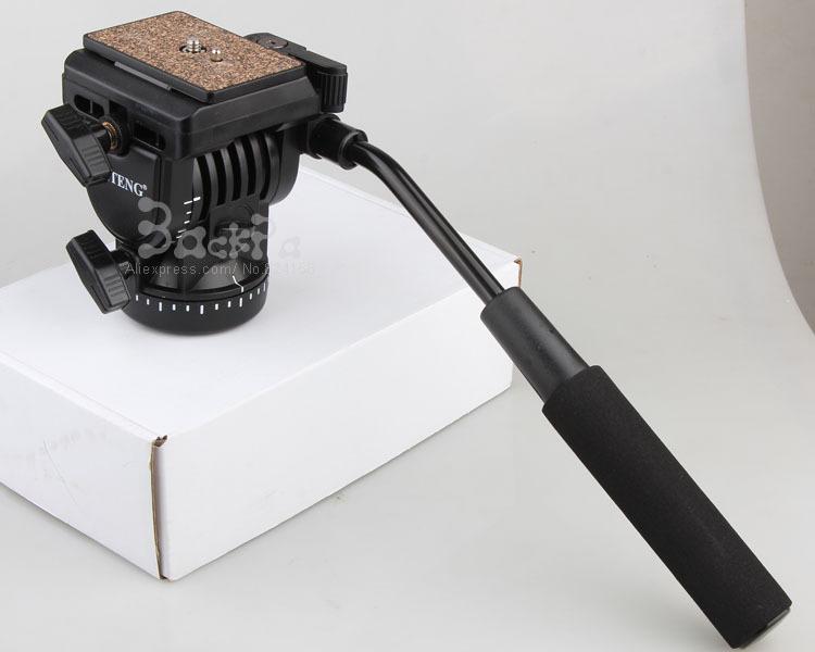Штативная головка Yunteng 5D II 5DIIi 700D A7R 60D D7100 D610 D810 DSLR 950
