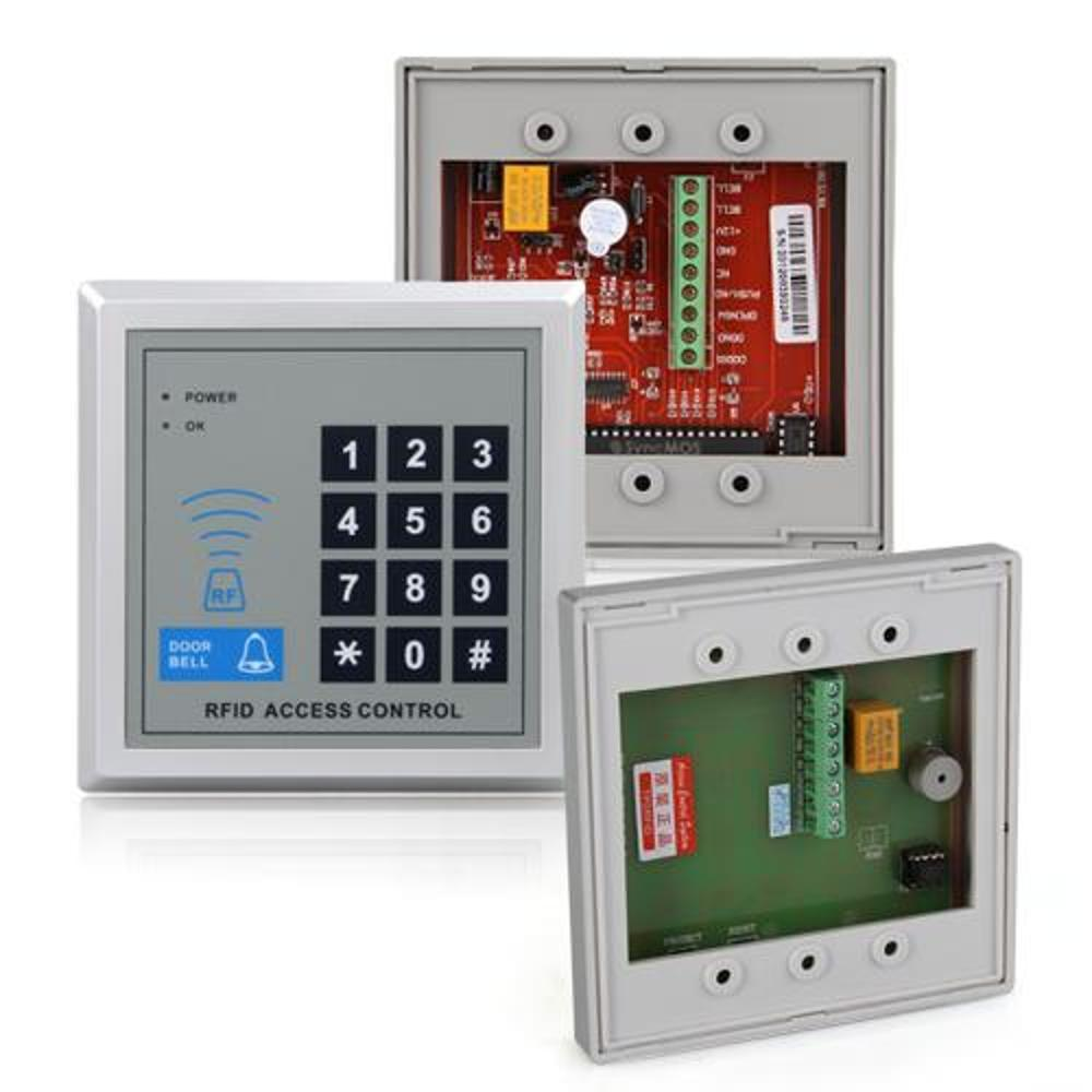 RFID Door Access Control Proximity Door Entry Lock Access Control System(China (Mainland))