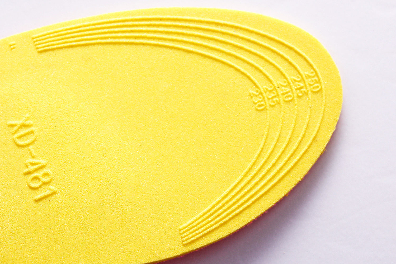 4D Sport Sponge Soft Insole High Heel Shoe Pad Pain Relief Insert Cushion Pad