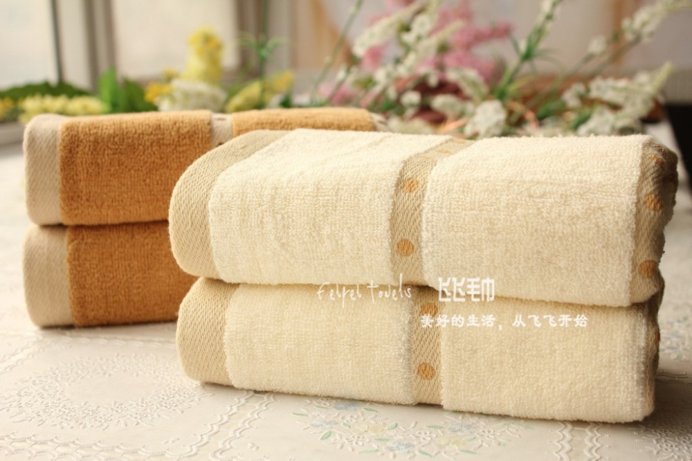 Free Shipping Wholesale & Retail 1pc*35*80cm Cotton Towel Microfiber Double Untwisted Yarn Towel Toalla De Playa Big Towel(China (Mainland))