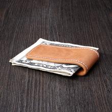 Деньги клипы  от HIRAM BERON LUXURY LEATHER GOODS для Мужчины, материал Настоящая кожа артикул 2028064133