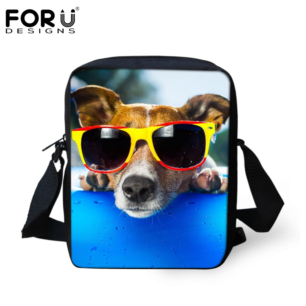 Brand Designer Women's Messenger Bags Cute Pet Dog Crossbody Bags Lady Girls Small Shoulder Bags Mujer Travel Convenient Handbag(China (Mainland))