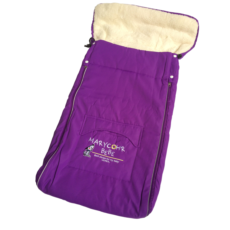 baby sleeping bag for stroller newborn envelope sleeping