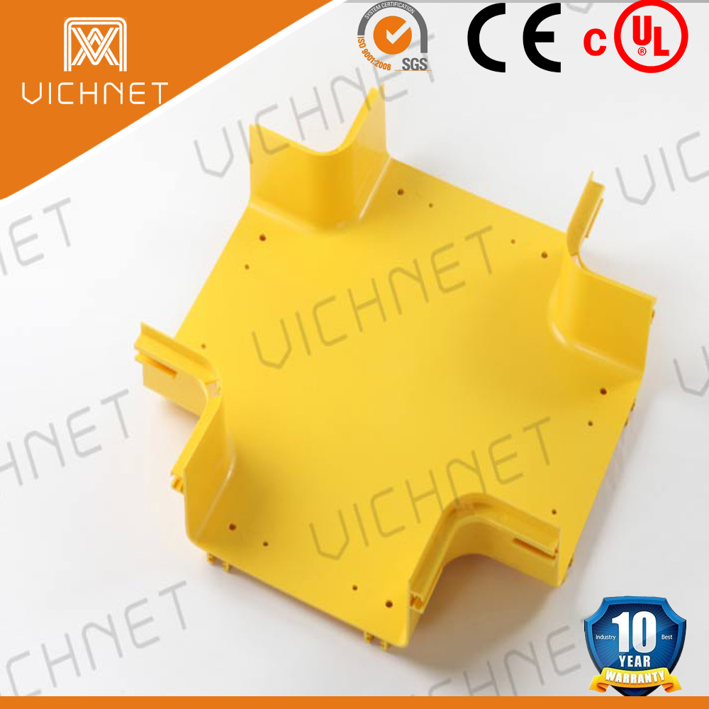 CF240-CRS Horizontal CROSS  Fiber Cable Tray Channel Duct PARTS protect and route fiber optical patch cords<br><br>Aliexpress
