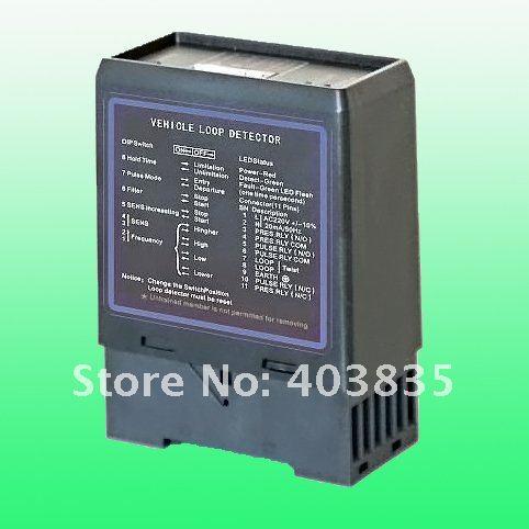 Parking Barrier Control// Motorised Gates Doors inductive loop detector PD132 /Vehicle Sensors 110V 120V//220/230V/24V /12V<br><br>Aliexpress