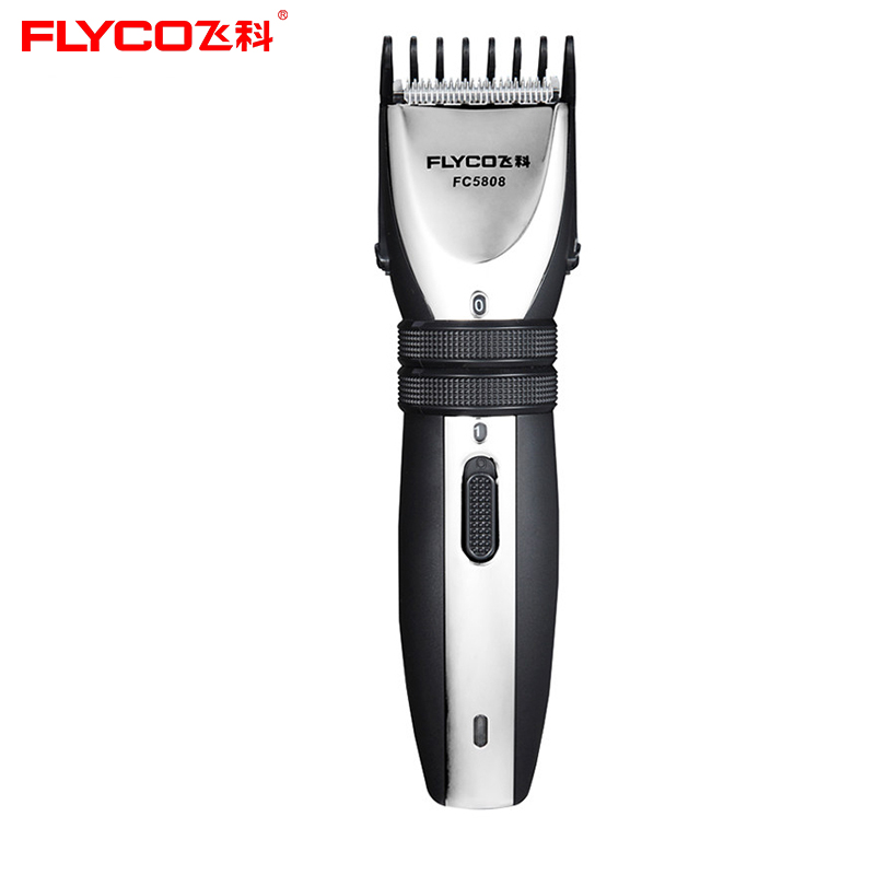 FLYCO FC5808 Low Noise hair clipper adult hair clippers infants and children moving razor rechargeable electric push haircut(China (Mainland))