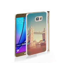 01369 UK Tower Bridge cell phone case cover Samsung Galaxy Note 3,4,5,7 E5,E7 G5108Q G530 grand prime - Bermuda Triangle Watch Co.,Ltd store