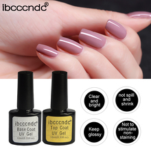 Buy Nail Gel Polish Soak UV Top Base Coat Gel Polish Primer Lasting 10ml Nail Gel Lacquer Manicure Nail Art Varnishes Gelpolish for $3.99 in AliExpress store