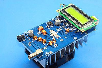NEW FM Transmitter adjustable 30W Power 12V Digital LED Radio Station PLL Stereo FM(China (Mainland))