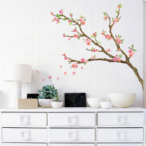 Wall stickers tv decoration stickers door stickers d811