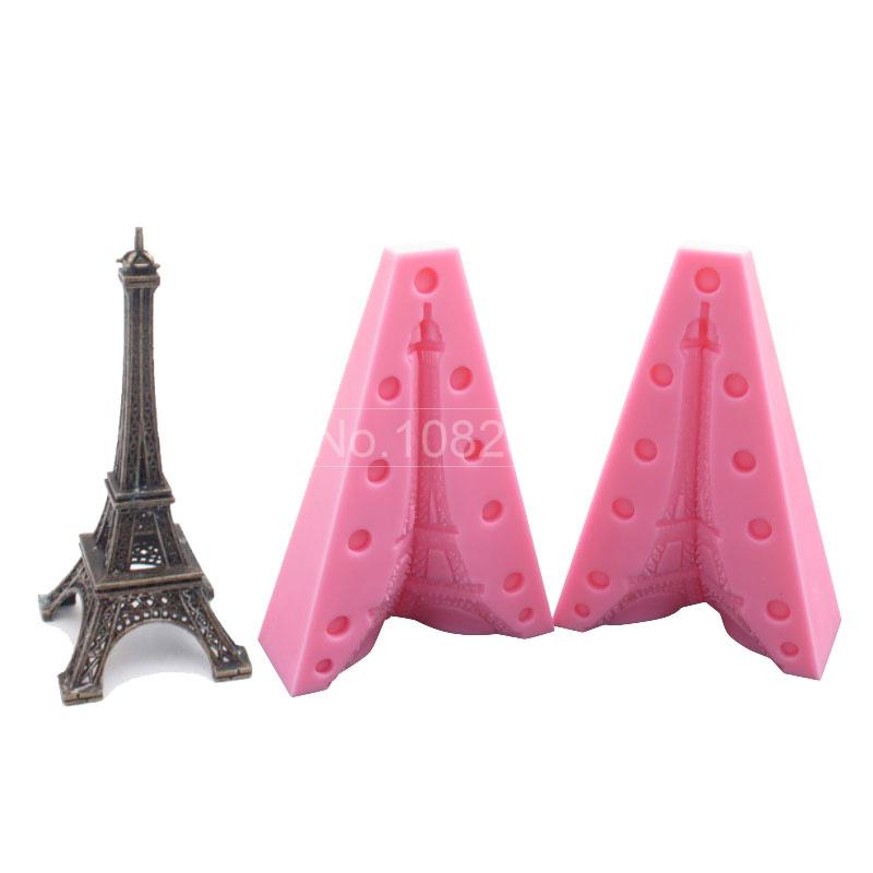 Font b eiffel b font font b tower b font silicone cake font b mold