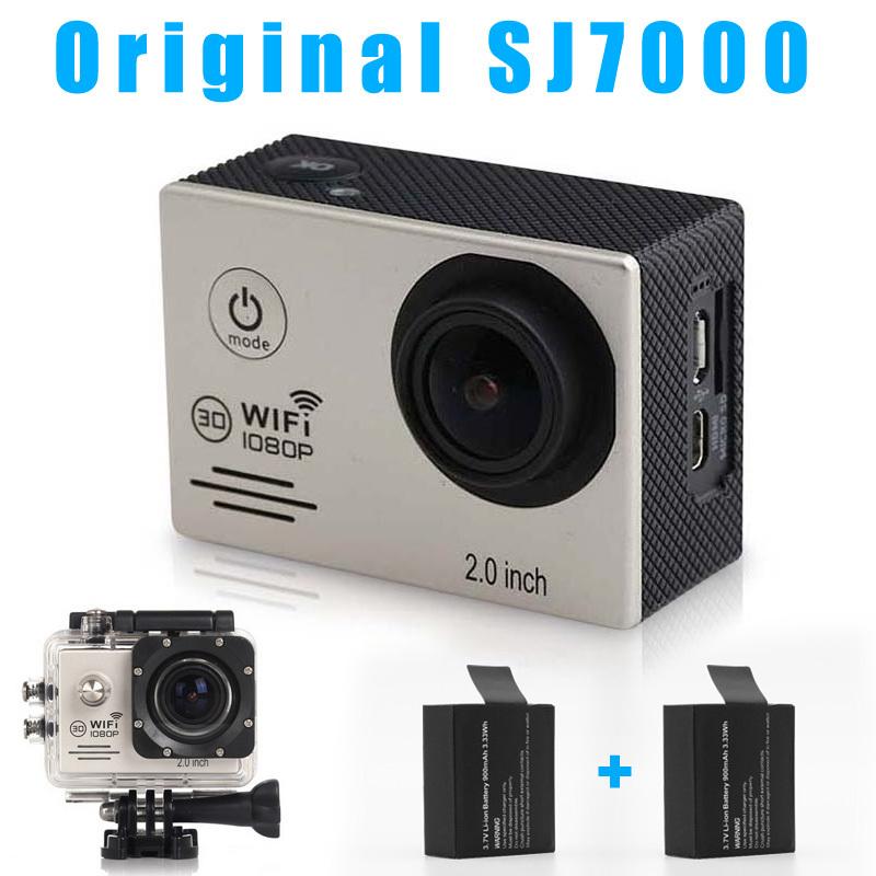 Original SJ7000 Sport Camera Wifi 2 0inch Waterproof 30M Full HD 1080P Novatek 96655 Better than