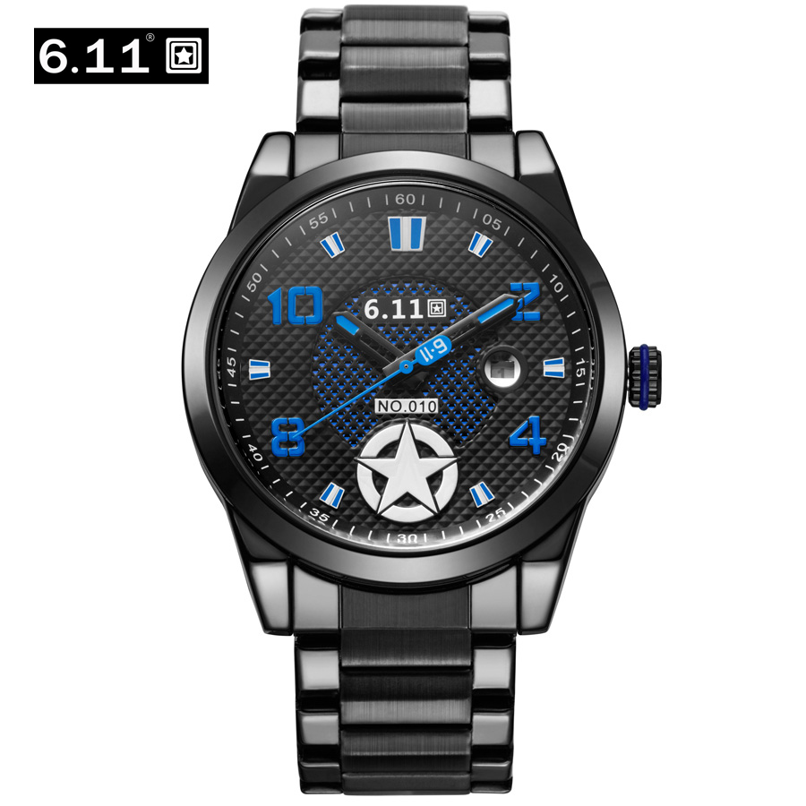 fashion watches men watch sports stainless steel solar energy charge strongest luminous men watch waterproof shockproof(China (Mainland))