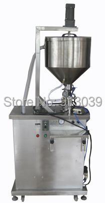 HKDS-C10-120ml Heating mixing & Filling Machine - Guangzhou MIZIHO Chemical Machinery Co.,Ltd. store