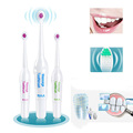 New Fashion Battery Operated Electric Toothbrush with 3 Brush Heads Oral Hygiene Health Products No Rechargeable