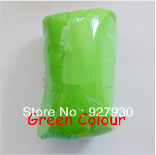 Green 500g super light clay Air Hardening Super Light Clay,big 500g/pack for kindergarten training or home play(China (Mainland))