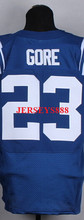 Best quality jersey,Men's 12 Andrew Luck 18 Peyton Manning 13 T.Y. Hilton 1 McAFEE elite jerseys,White and Blue(China (Mainland))