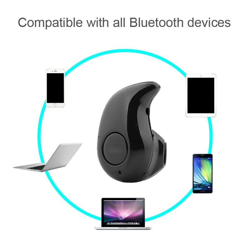 Wireless Stereo Music S530 Bluetooth Earphone Headset Headphone Bluetooth Earphone Microphone Hands Free Mini For Samsung Xiaomi