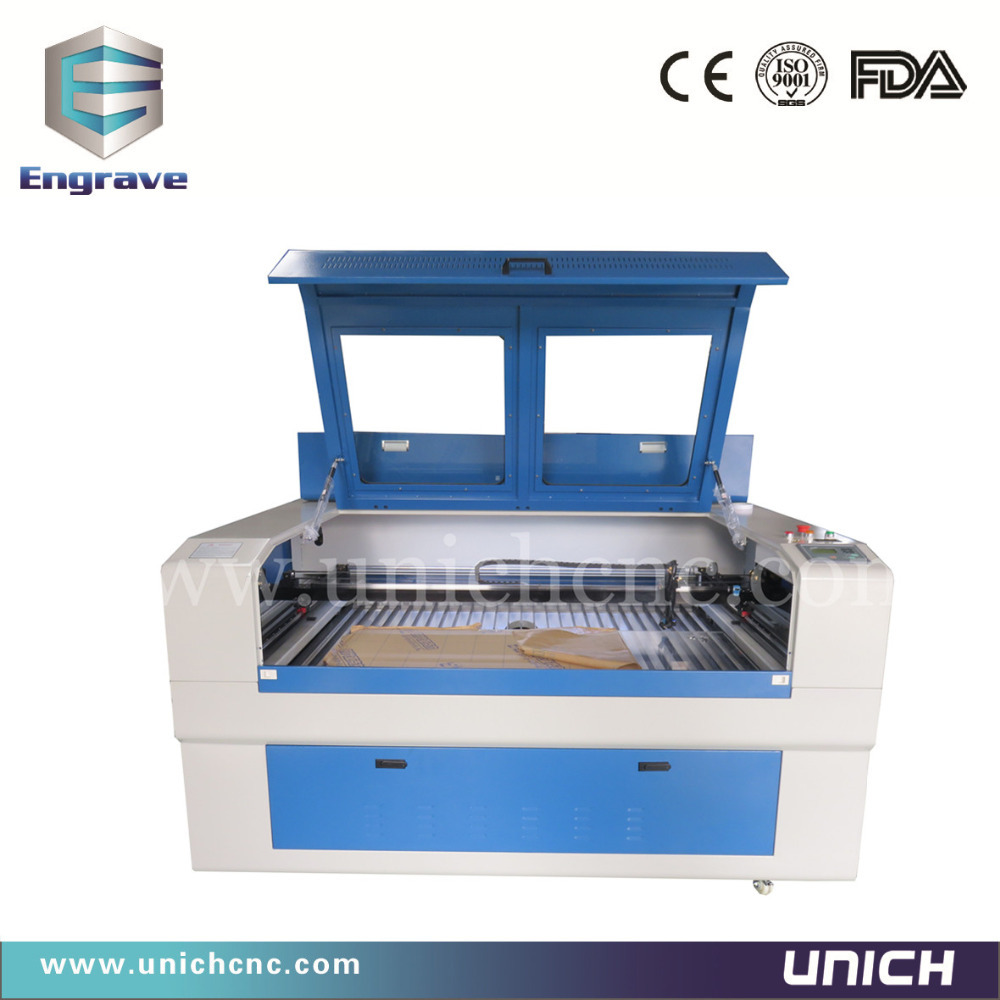 Plywood Cutting Machine ~ Professional unich cnc laser cutting machine