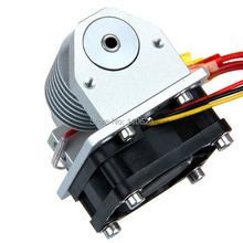 Reprap rostock kossel 3d printer short distance j head hotendV2 0 e3d nozzle 0 3 0