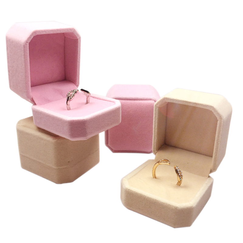 line Get Cheap Pink Engagement Ring Box Aliexpress